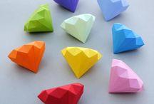 Paperiaskartelu / Paper craft