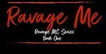 Ravage Me by Ryan Michele / FREE www.books2read.com/ravageme
