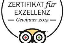 Auszeichnungen & Co / Wir sind sehr stolz über unsere Auszeichnungen und präsentieren Ihnen diese gerne :) www.almrausch.co.at