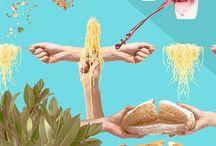 Food & Illustration