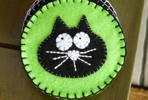 Felt and sewing