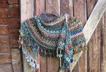 Crochet Shawls / Wraps