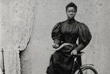 GA's bicycling history / Historic photos of people enjoying bikes in GA