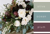 Wedding Colors / We have here the most trendy wedding color ideas for all brides