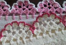Laces & edgings