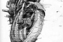 Sketches / 제품, 디자인