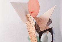 Sculptures / 구조적, 심미적