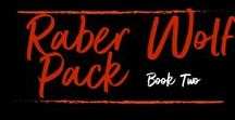 Raber Wolf Pack Book Two by Ryan Michele