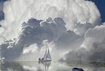 Clouds / Clouds & Skies