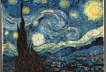 Impressionist / Post Impressionist Art / Late 19th Century Impressionist paintings