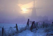 Windmills / Windmills of my mind....