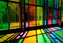 Stained Glass / Stained glass windows and design