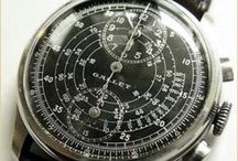 Vintage Chronometers / Classic Gents Watches