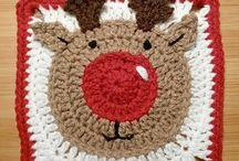 Christmas crochet /