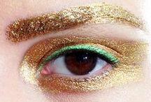 beau ethereal make-up / eye make-up, ethereal make-up looks