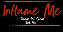 Inflame Me by Ryan Michele / www.books2read.com/inflameme