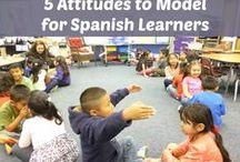ENB Dual language Preschool (French/Spanish/Italian/English) / Activities for Dual language Preschool Programs  / by ENB Languages 4 Kidz, LLC