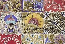William De Morgan / Arts and Crafts Design