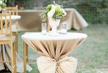 Outdoor/Backyard Weddings