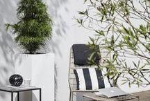 Capi Lux / Modern lightweight planters: elegant - minimal - luxurious