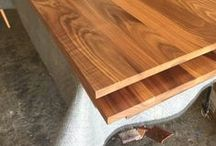 DIY / DIY woodworking and furniture making | Solid wood furniture pieces designed & built with 21 years of experience • traditional joinery with a modern aesthetic • mid century decor | shop @ jeremiahcollection.com