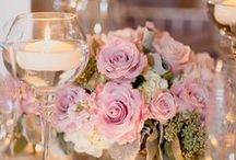 Romantic Wedding Ideas / This board is all about weddings with romantic details, like romantic wedding centerpieces, reception ideas, ceremony decorations.