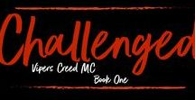 Challenged (Vipers Creed MC#1) by Ryan Michele / www.books2read.com/challenged