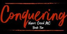 Conquering (Vipers Creed MC#2) / www.books2read.com/conquering