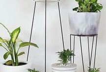 CHALK DESIGN // handmade concrete pots / Handcrafted concrete pots and planters designed and made in New Zealand