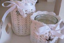 Crochet - waxin light