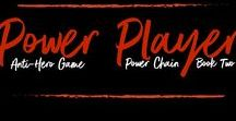 Power Player: Anti-Hero Game (Power Chain Book Two)