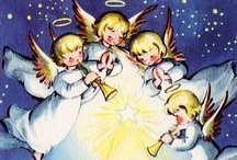 Christmas Angels / Christmas / holiday angels / by dachweiler