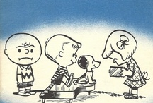 The Peanuts Gang / by dachweiler