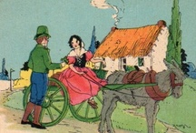 St. Patrick's Day / Saint Patrick's Day art, vintage cards / postcards, modern cards, books, vintage magazine covers, etc... / by dachweiler