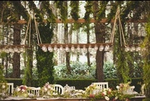 inspiRation: celebRation / scenes and settings that i love. for weddings.