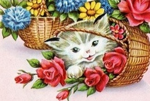 Mother's Day Cats / Mother's Day cats & kittens! / by dachweiler