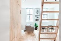 Reclaiming: home / cozy spaces and inviting nooks
