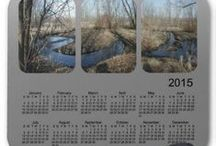 Mouse Mat Calendars / Custom Calendar Designs by Janz © 2008-2015 Jan Fitzgerald. All rights reserved. Design, Artwork, & Photography by Jan & Michael Fitzgerald.  / by Calendars By Janz