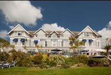Royal Duchy Hotel, Falmouth, Cornwall 4 star / The Royal Duchy is, quite simply, one of the finest luxury hotels in Cornwall. The Royal Duchy has an unrivalled position on Falmouth's lovely seafront, with glorious views across Falmouth Bay and towards Pendennis Castle. We can offer you a wonderful four star break, whether you are looking for a luxury family holiday, a romantic break or a venue to celebrate a wedding or a special occasion