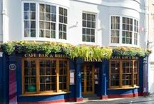 The Royal & Fortescue Hotel, Barnstaple, North Devon. 3 Star / At the Royal and Fortescue, you really are right in the heart of Barnstaple. Surrounded by tempting designer shops and close to the ancient pannier market and the theatre, you're only a short stroll from everything Barnstaple has to offer. Head out of town and a short drive takes you to the golden beaches of North Devon or the dramatic beauty of Exmoor.