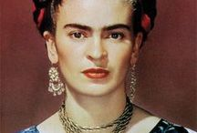 Painter /Frida Khalo
