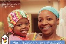 Meet Our Families / Learn more about our amazing families whose courage inspires and motivates us each day.
