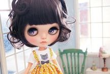 Blythe Dolls / Every photo is a creative work using Blythe dolls.
