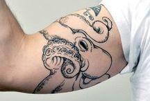 Tattoos / by Ming Yo
