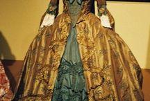 dress 18 century