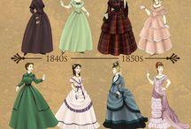 dress 19 century