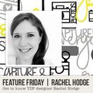 Team Digital Press / Get to know each of our talented designers through our weekly Feature Friday series -- in which a different designer from The Digital Press is featured each Friday on TDP's blog!