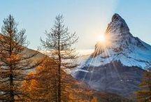 Zermatt - Matterhorn / Monte Cervo / Mont Cervin / Traumhafte Urlaubsoasen am Fuße des Matterhorns:  www.schoene-aussichten.travel/hotels