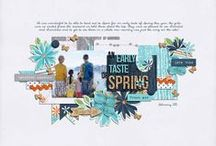 Scrap: TDP Digital Inspiration / Scrapbook Layouts and Projects by The Digital Press CT Members