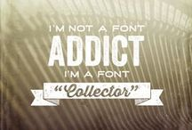 For the Love of Fonts